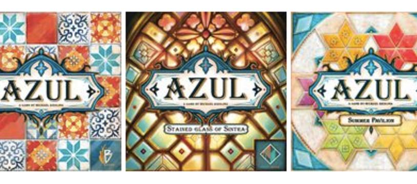AZUL, c'est pas fini ça continue encore et encore !