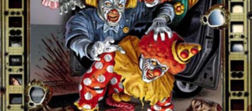 Prenez garde aux clowns maléfiques !