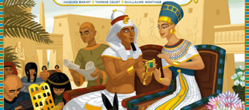 Néfertiti, le prochain Matagot