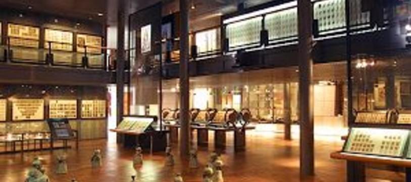 Le JDA au Musée