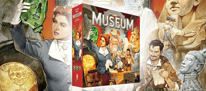 MUSEUM - Le plus beau musée sera le votre !