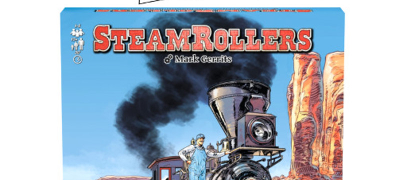SteamRollers à Ludinord