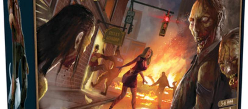 City of Horror, le retour du zombies