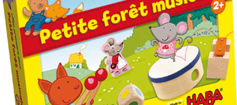 La Petite Forêt Musicale, une nouveauté qui va faire du bruit