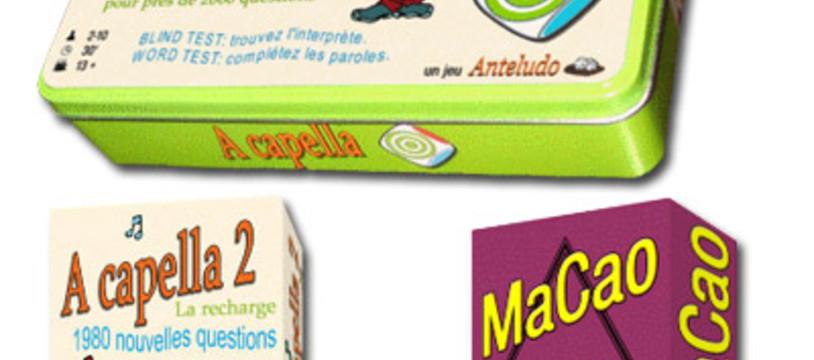 Un nouvel éditeur : Anteludo !