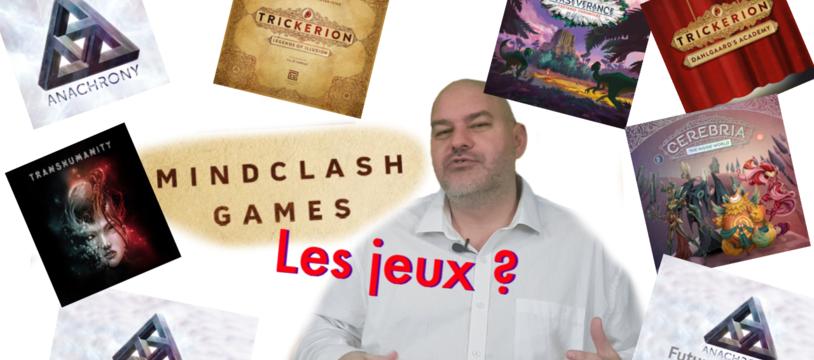 Mindclash Games, les meilleurs jeux ?