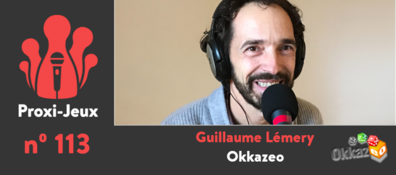 [Podcast] Interview N°113 - Okkazeo
