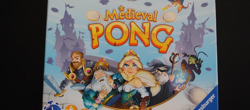 Pépite sur la croisette : Médieval Pong