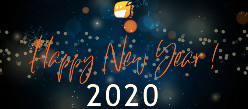 Funforge : nos meilleurs voeux ainsi que la liste des sorties 2020