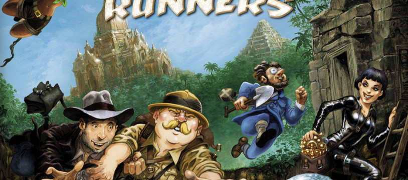 Relic Runners est disponible