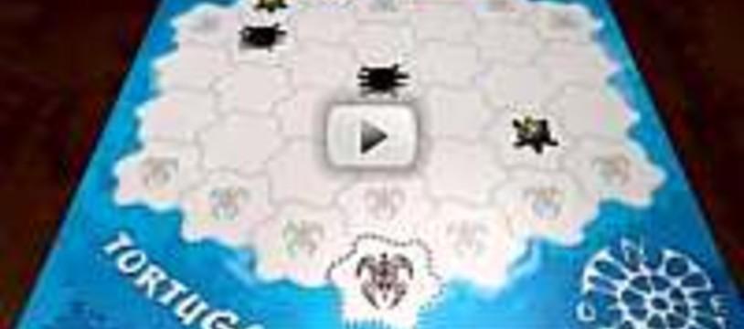 [SGC] Tortuga en vidéo