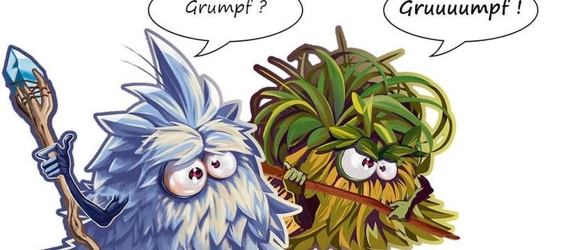 Grumpf : C'est mon gibier... Blam... bon, on partage alors ?