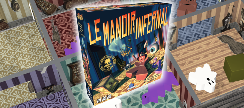 Le Manoir Infernal : mention de panique !