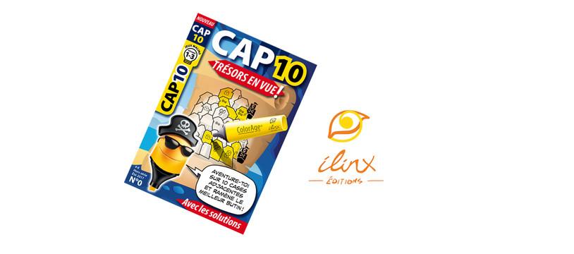 """CAP10 : Un concours de """"Coloriez à la PeL, c'est gagné !""""..."""
