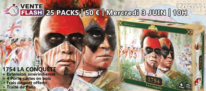 ASYNCRON games : Conquérez le pack 1754 !