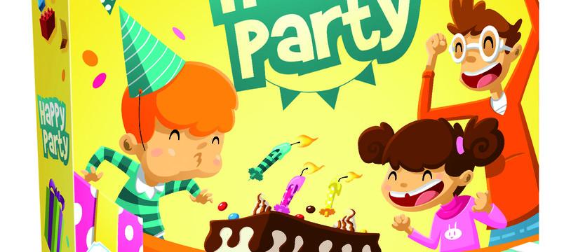Happy Party... De l'étincelle à la bougie!