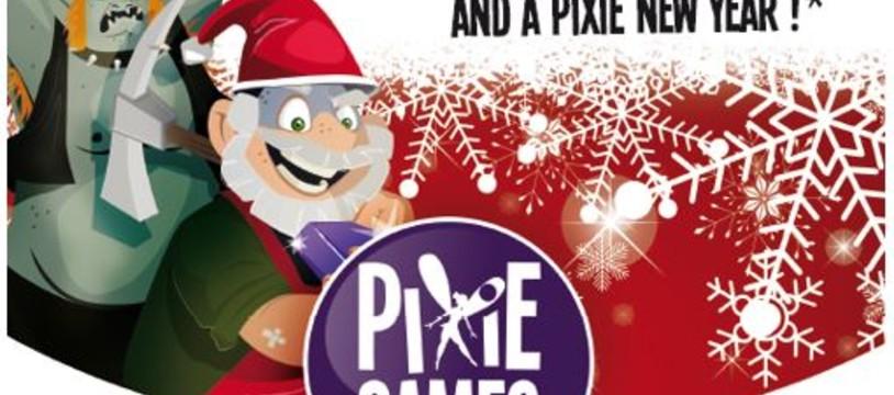 PixieGames, bilan de Noyel 2016