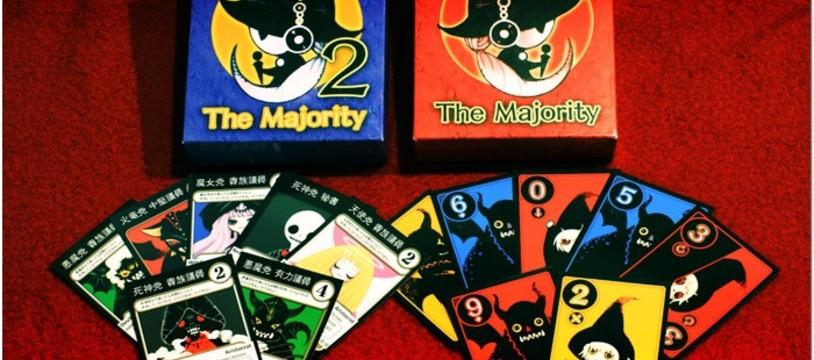 The Majority, ou comment préférer être second ! (Kickstarter)