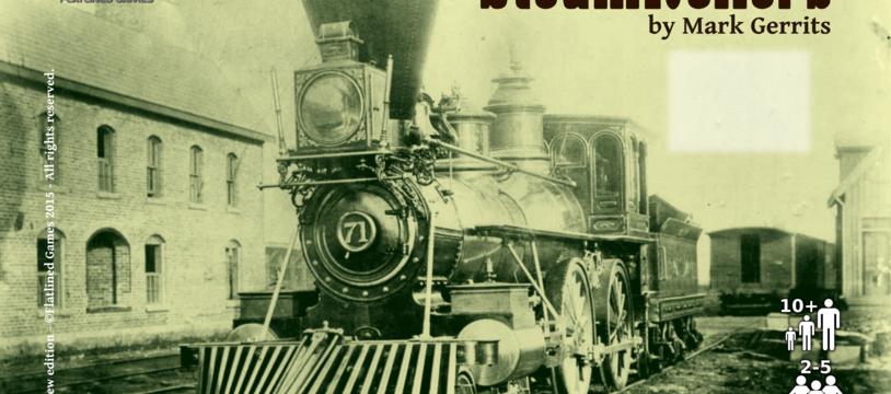 SteamRollers : Présentation vidéo par l'auteur