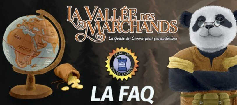 La Vallée des Marchands : FAQ