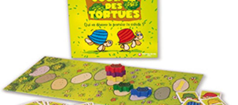 Schildkrötenrennen en français !