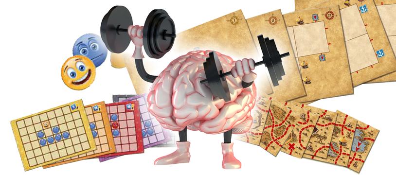 Brains : les nouveaux remèdes du Docteur Knizia
