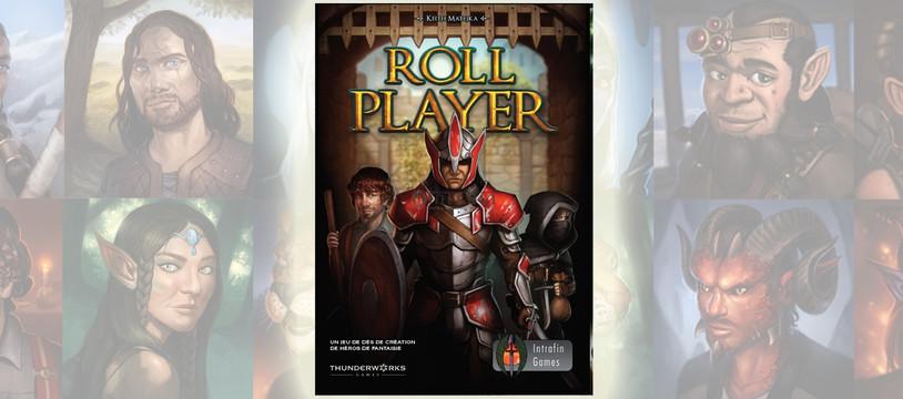 Roll Player : +15 XP pour y avoir joué !