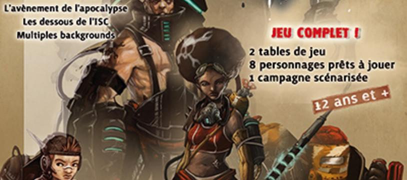 """""""Escape"""" : Le Ravage N°12 vous propose un jeu complet"""