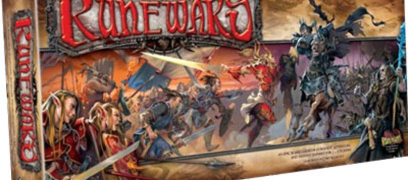 Runewars s'apprête à débarquer