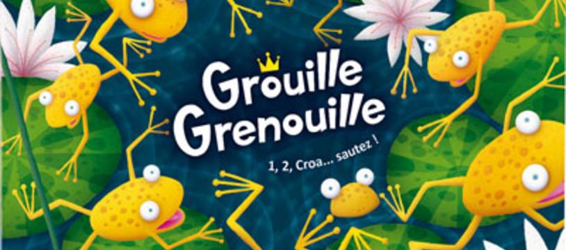 Grouille Grenouille : Giga-hooop !