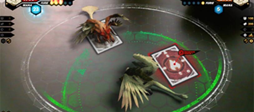 Drako : Le jeu de cartes à collectionner en réalité augmentée