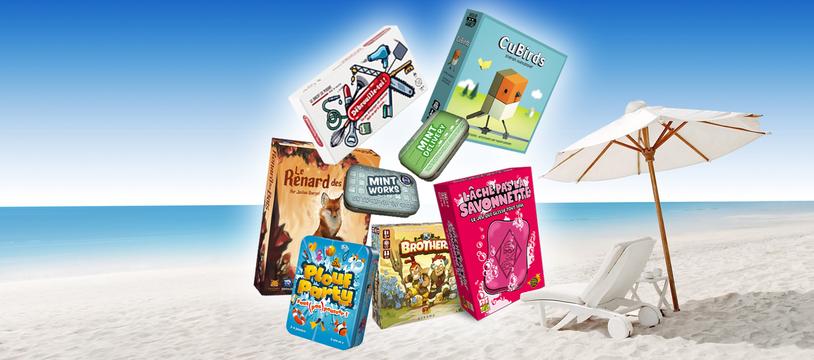 8 jeux qui ne prennent pas de place à emmener en vacances
