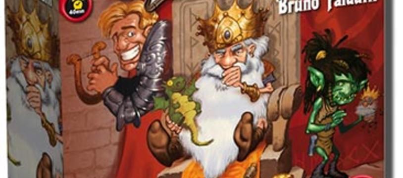 Le roi des nains bientôt sur son trône