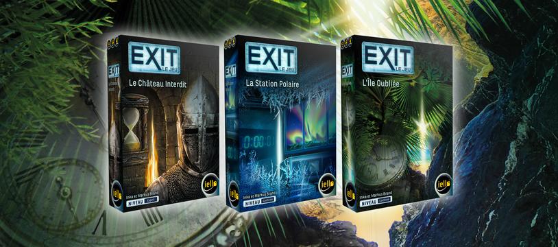 Exit saison 2 : ça reprend pile là où ça s'est arrêté