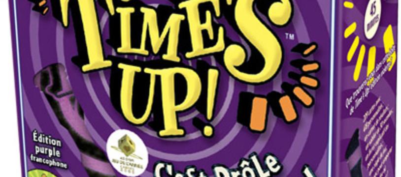 Time's Up Purple édition Belgique !