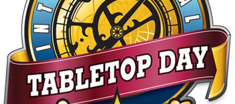 Qu'avez-vous fait à l'International Tabletop Day ?