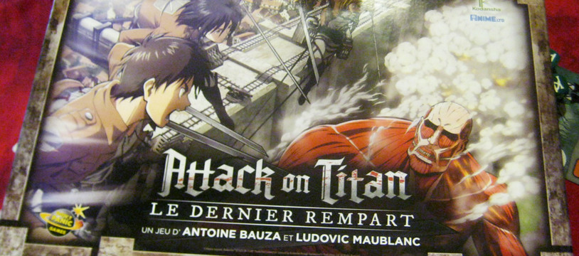 Critique de Attack on Titan
