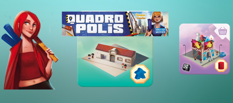 Quadropolis : Tric Trac, Service d'utilité ludique !