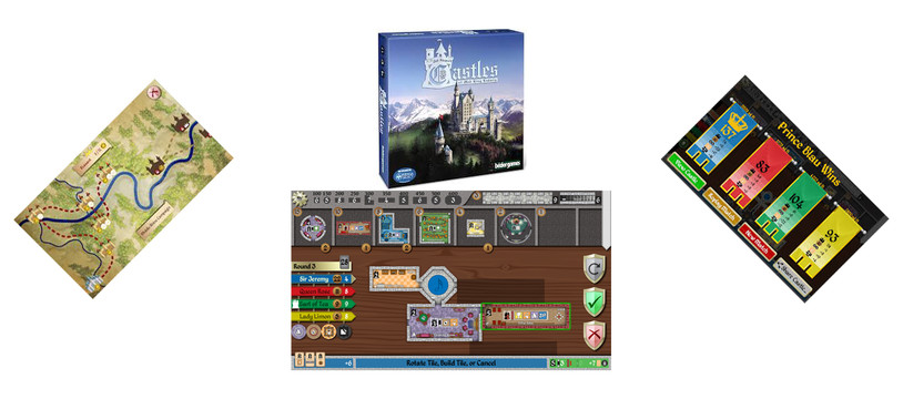 Castles of Mad King Ludwig : J'en bave, hier !