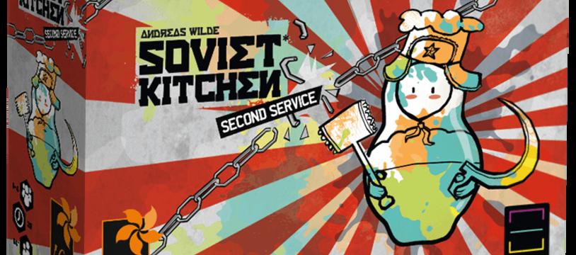 Soviet Kitchen, la tambouille délirante venue de l'Est