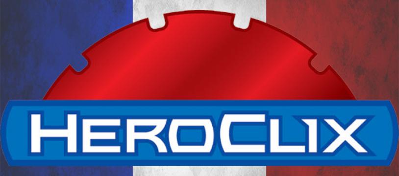 Heroclix : Un premier pas vers la VF