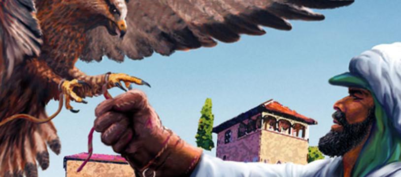 Alhambra : les fauconniers. La sixième extension