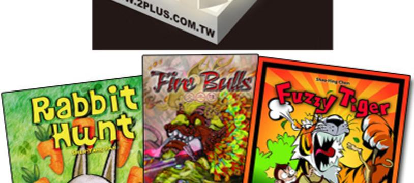 TwoPlus Games, quand Taïwan produit du jeu !