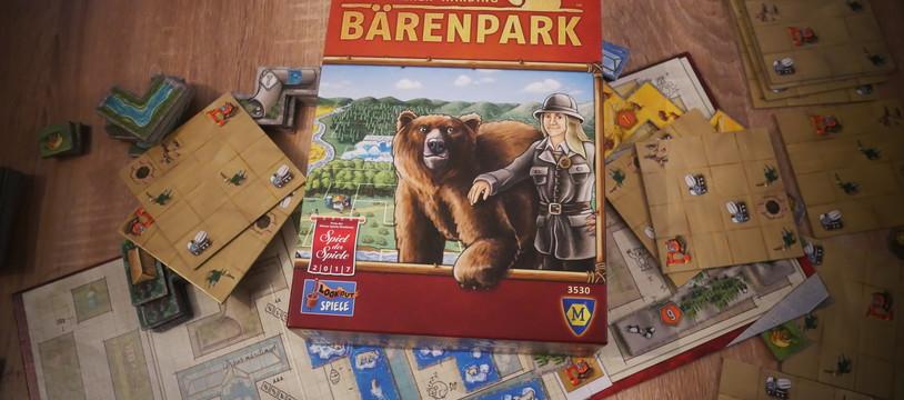 [Epingle du jeu] Bärenpark : Expli-Vidéo et critique