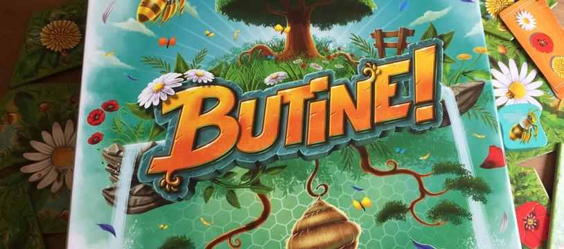 Critique de Butine