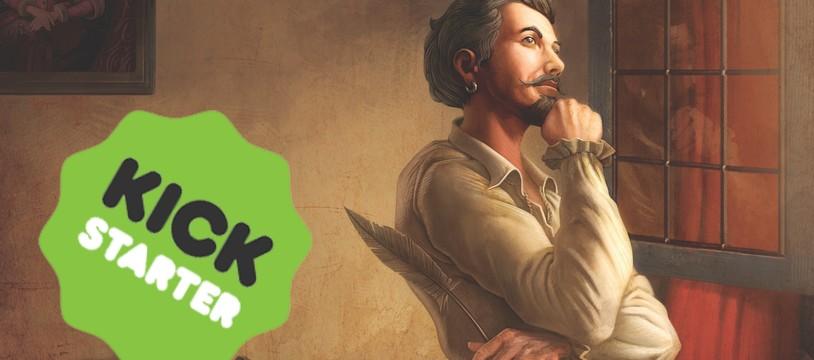 Spécial Kickstarter semaine du 27 mai 2018