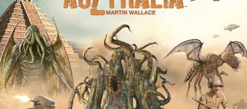Auztralia, des kangourous avec des tentacules !