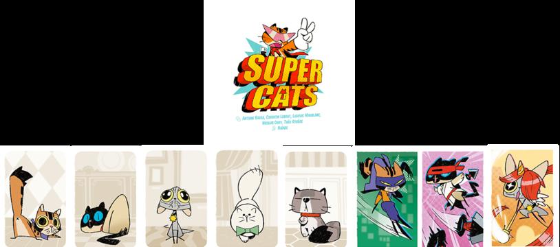 Super Cats, Cats et Robodog, ils ne sont pas félins pour l'autre