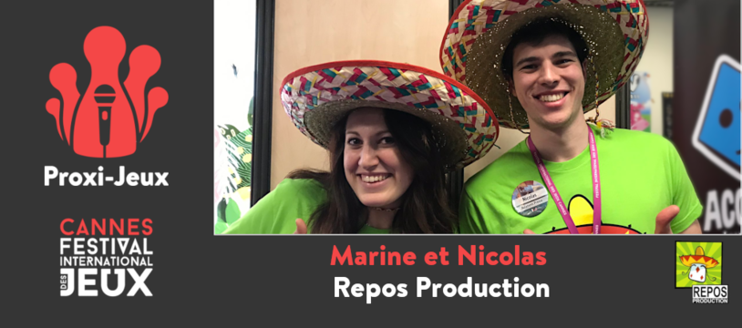 [FIJ Cannes 2020] Marine et Nicolas – Repos Production