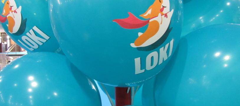 Un joyeux retour de Cannes pour LOKI et ses amis !